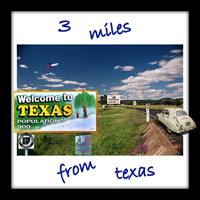3 miles from texas cd cover